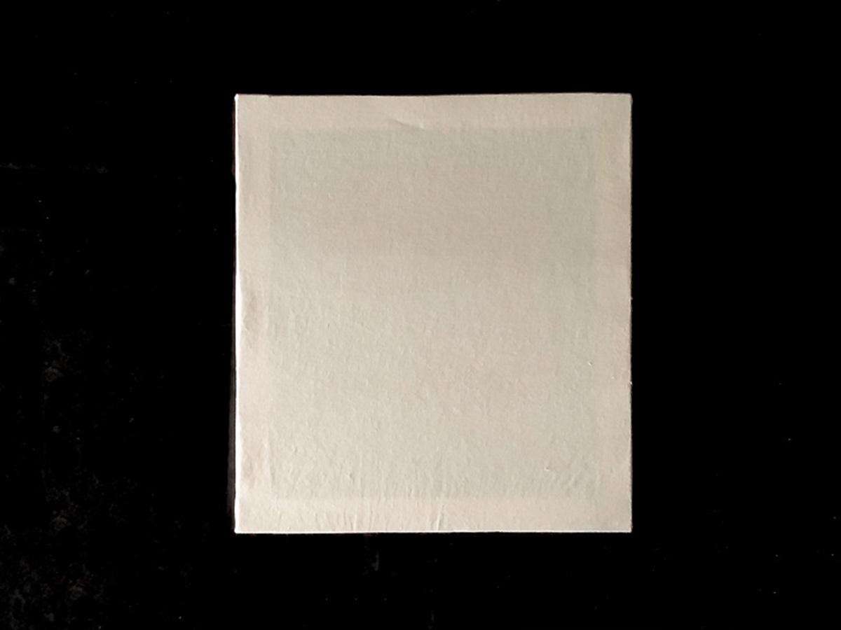 DIY toile brodée fixation tissu partie 11