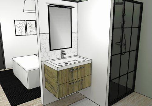 Home staging virtuel et mise en 3D 2
