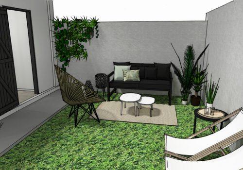 Home staging virtuel et mise en 3D 1