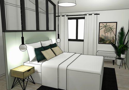 Home staging virtuel et mise en 3D 5