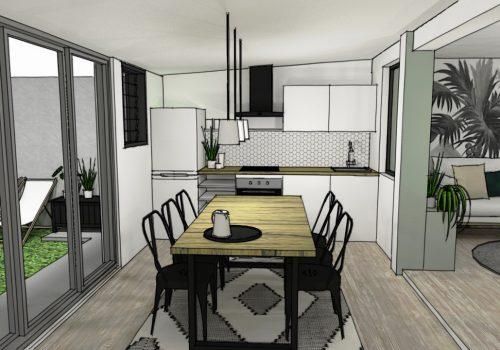 Home staging virtuel et mise en 3D 6